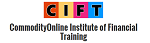 Commodity Online Institute of Financial Training