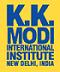 K K modi International Institute