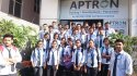 APTRON Solutions Private Limited at Sector 2 - realtime training photo_15265