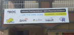 Bigdata Clans Inc at BTM Ist Stage - institute name board	 photo_19097